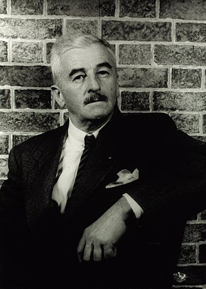 William Faulkner - Faulkner in 1954 photographed by Carl Van Vechten