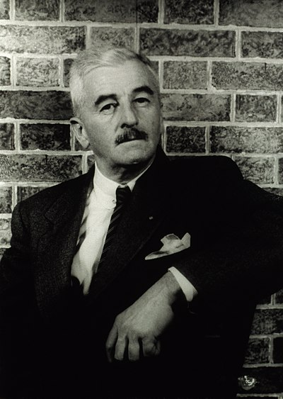 Picture of an author: William Faulkner