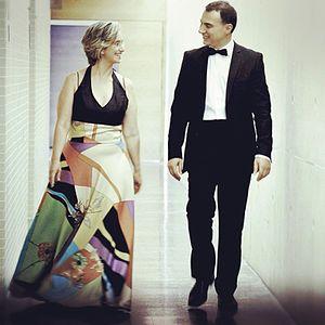 Carles & Sofia Piano Duo - Image: Carles&Sofia walking