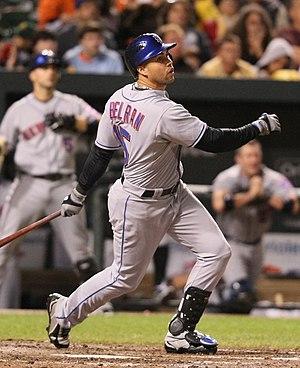 Carlos Beltrán - Beltrán with the New York Mets in 2009