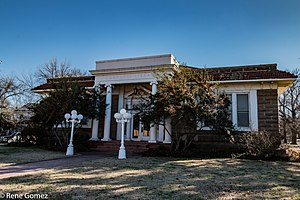National Register of Historic Places listings in Carter County, Oklahoma - Image: Carnegie Library 1 (1 of 1)