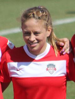 Caroline Miller (soccer) association football player
