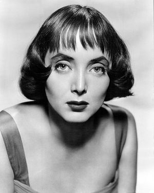 Carolyn Jones - Jones in 1956