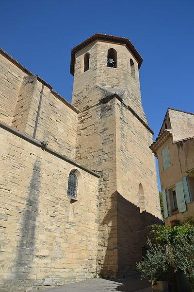 Église Saint-Maurice de Caromb
