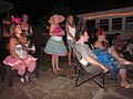 Carrollton Party Band Audience New Orleans 2011.jpg