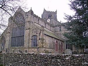 Cartmel Priory - Cartmel Priory Church