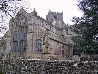 Cartmel Priory - Cartmel Priory Church