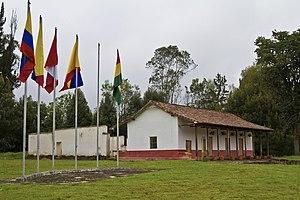 Ventaquemada - Image: Casa Historica de Ventaquemada 3