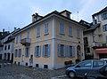Casa Parrocchiale di Sant'Antonio Abate in piazza - Toceno (VCO) Piedmont, Italy - 2018-08-31.jpg