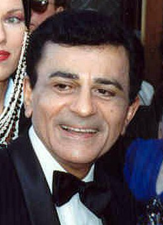 Casey Kasem - Kasem at the 1989 Emmy Awards