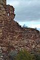 Castell de Torres Torres, mur.JPG