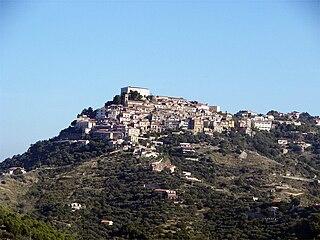 Castellabate Comune in Campania, Italy