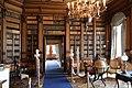 Castello di miramare, biblioteca 02.jpg