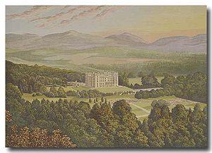 Drumlanrig Castle - Image: Castelodedrumlanrig