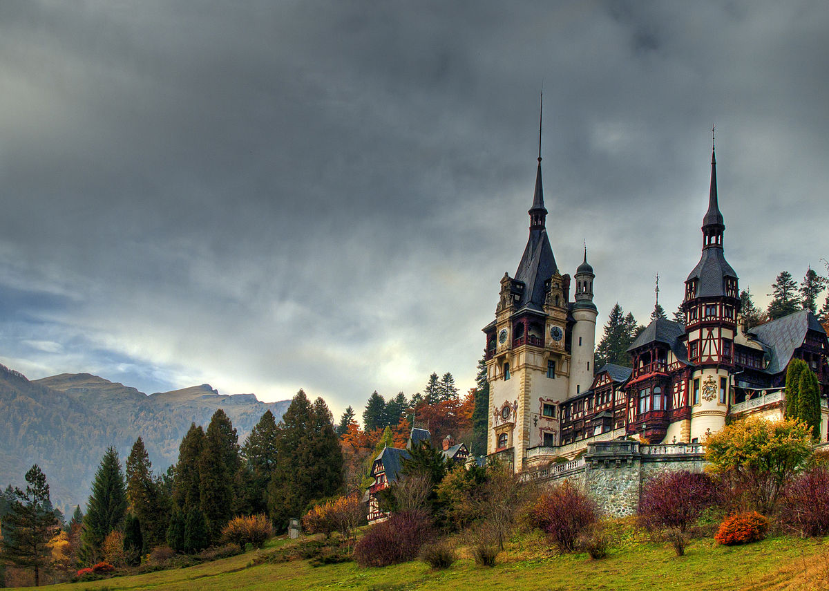 Image result for peles castle