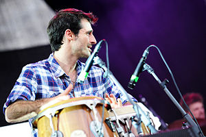 The Cat Empire - Image: Cat Empire Bongos