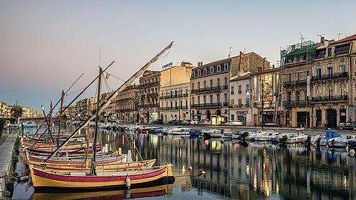 Catalan boats