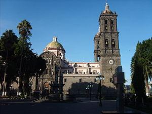 Roman Catholic Archdiocese of Puebla de los Ángeles - Catedral Metropolitana de Nuestra Señora de la Purísima Concepción