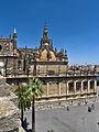 Catedral de Sevilla, fachada renacentista.jpg