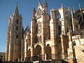 Catedral de león fachada sur.jpg