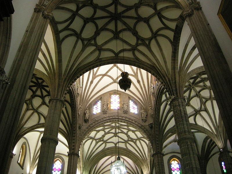 File Catedral De Santa Ana Interno 09 Jpg Wikimedia Commons