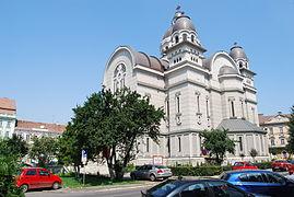Catedrala Mare Targu Mures 03