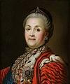 Catherine II by anonymous (19 c., Tsaritsino).jpg