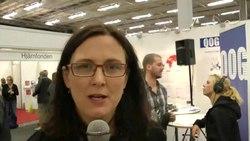 Fil:   Cecilia Malmström.ogv