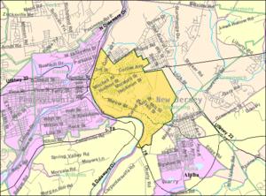 Phillipsburg, New Jersey