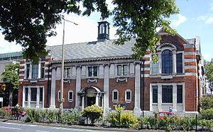 Southend Central Museum - Central Museum, Southend