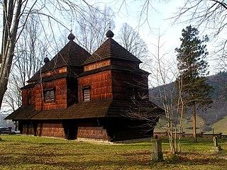 cerkiew bojkowska w Smolniku