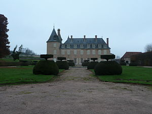 Verosvres - Chateau of Terreau