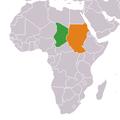 Chad Sudan Locator.png
