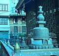 Chaitya around Seto Machindranath also known as white Machindranath.jpg
