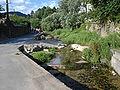 Chamborigaud (Gard, Fr), la Ribeyrette (ruisseau).JPG