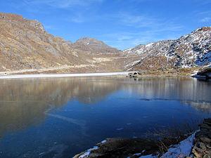 Lake Tsomgo - Image: Changu Lake, Gangtok