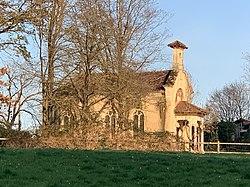 Chapelle Château Montépin - Bâgé-la-Ville - Bâgé-Dommartin (FR01) - 2020-11-28 - 1.jpg