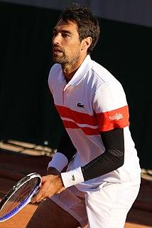 Jérémy Chardy French tennis player