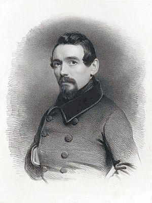 Paul Lauters - Portrait of Paul Lauters (1842) by Charles Baugniet