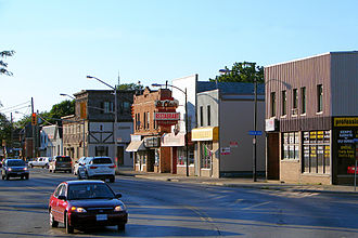 Chatham-Kent - St. Clair Street (Hwy 40) in Chatham