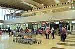 Checkin gates of Madurai airport, 2016.jpg