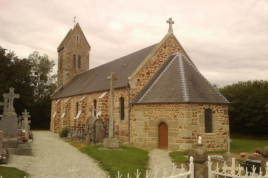 Église Saint Pierre de fr:Chevry