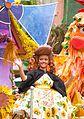 Childern carnival parade, Carnival queen 2015.jpg
