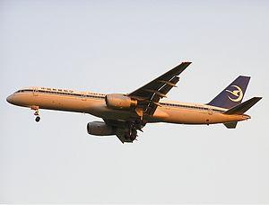 China Xinjiang Airlines Boeing 757 Kustov.jpg