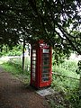 Cholderton - Phone Box - geograph.org.uk - 1409618.jpg