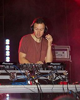 Chris Lake British electronic music producer and DJ