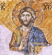Christ Pantocrator - Wikipedia