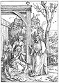 Christ taking leave of his Mother, by Albrecht Dürer.jpg