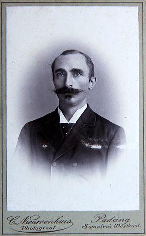 Christiaan Benjamin Nieuwenhuis - Christiaan Benjamin Nieuwenhuis