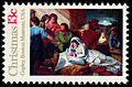 Christmas - Copley Nativity 13c 1976 issue U.S. stamp.jpg